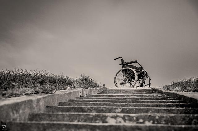 invalidní vozík