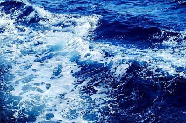 moře, vlny