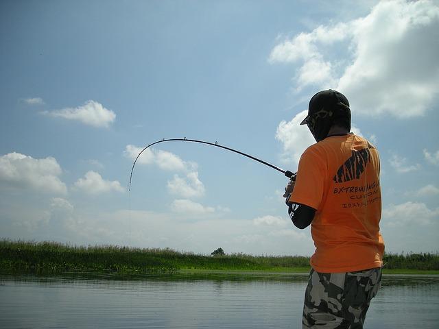 sladkovodní rybář