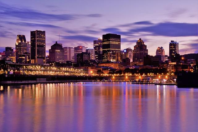 moderní město