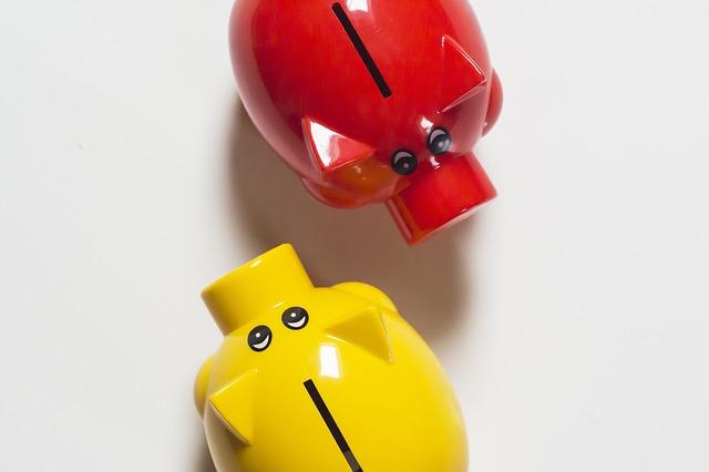 prasátka na úspory