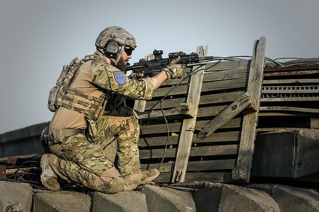 voják ve válce