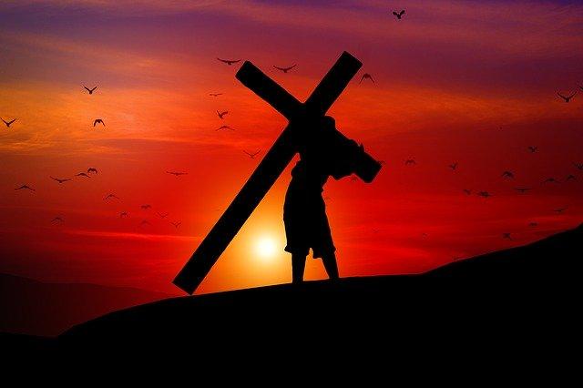 kříž-symbol víry