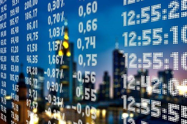 Burza, ekonomika, čísla